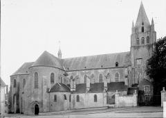 Eglise Saint-Liphard - Ensemble nord