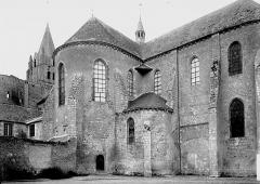 Eglise Saint-Liphard - Partie latérale