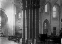 Eglise Saint-Liphard - Vue diagonale