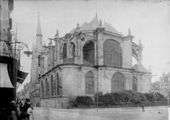 Eglise de la Madeleine - Vue d'ensemble
