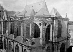 Eglise de la Madeleine - Partie haute de l'abside