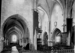 Eglise de la Madeleine - Intérieur