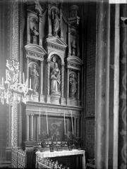 Eglise de la Madeleine - Intérieur, autel