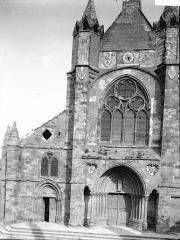 Eglise Notre-Dame - Façade ouest