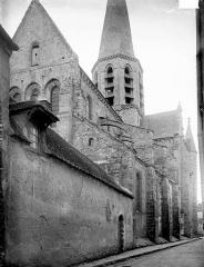 Eglise Notre-Dame - Clocher et partie latérale
