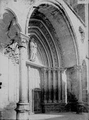 Eglise Notre-Dame - Porche ouest