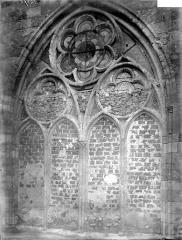 Eglise Notre-Dame - Fenêtre condamnée