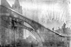 Eglise Notre-Dame - Arcs-boutants