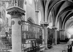 Eglise Notre-Dame - Vue diagonale