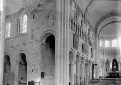 Eglise abbatiale Saint-Benoît - Choeur et transept