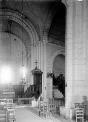 Eglise Saint-Gilles de Bonneviole£ - Nef