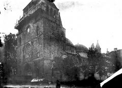 Cathédrale Saint-Etienne - Côté sud-ouest