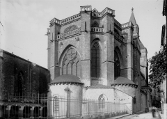 Cathédrale Saint-Etienne - Abside