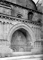 Cathédrale Saint-Etienne - Porche