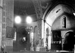 Eglise abbatiale Sainte-Marie - Transept sud