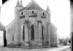 Eglise Notre-Dame£ - Abside