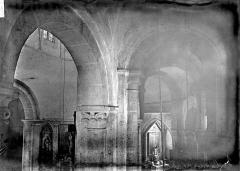 Eglise Saint-Martin - Vue diagonale