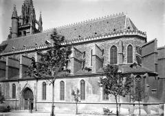 Cathédrale Notre-Dame et Saint-Privat - Façade sud