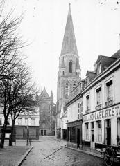 Ancien prieuré Saint-Martin d'Ambierle - Clocher