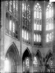 Ancien prieuré Saint-Martin d'Ambierle - Choeur