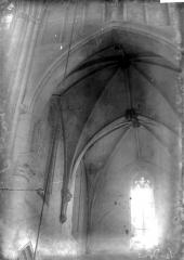 Ancien prieuré Saint-Martin d'Ambierle - Voûtes