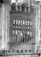 Ancien prieuré Saint-Martin d'Ambierle - Clôture