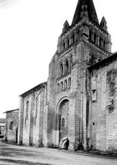 Eglise Notre-Dame de Cunault - Clocher