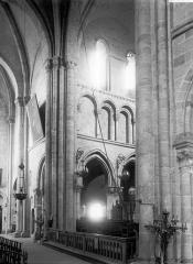 Eglise Notre-Dame d'Avesnière - Vue diagonale