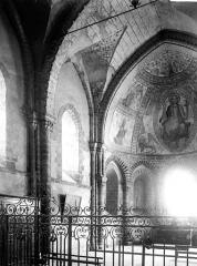 Abbaye bénédictine Notre-Dame d'Evron devenue Couvent de la Charité d'Evron - Choeur