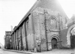 Eglise de la Trinité - Ensemble nord-ouest