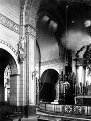 Eglise de la Trinité - Croisée et choeur
