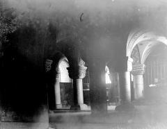 Eglise de la Trinité - Crypte