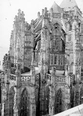 Eglise paroissiale - Partie haute de l'abside