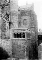 Abbaye et dépendances - Citerne de Guillaume de Lempt