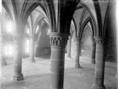Abbaye et dépendances - Salle des chevaliers