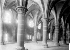 Abbaye et dépendances - Intérieur