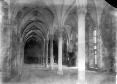 Abbaye et dépendances - Salle des hôtes