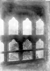 Abbaye et dépendances - Baies vues de l'intérieur