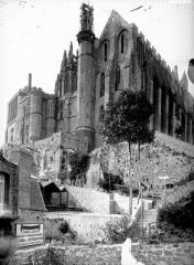 Abbaye et dépendances - La Merveille
