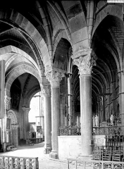 Cathédrale Saint-Mammes - Déambulatoire