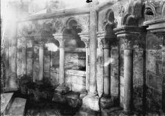 Eglise - Déambulatoire