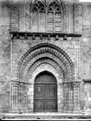 Eglise Notre-Dame-de-Joie - Portail latéral
