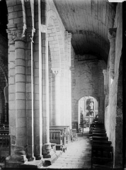 Eglise Notre-Dame-de-Joie - Bas-côté sud
