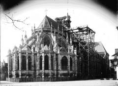 Cathédrale Saint-Cyr et Sainte-Julitte - Ensemble nord-est