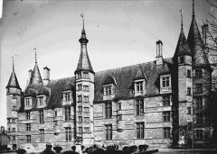 Palais Ducal - Façade : ensemble