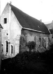 Chapelle des évêques de Bethléem - Angle de façades