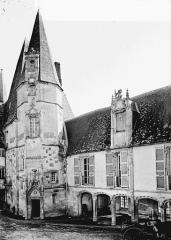 Château d'O - Façade sur cour