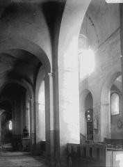 Eglise Saint-Martin - Bas-côté et nef