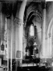Eglise Saint-Pierre - Vue diagonale