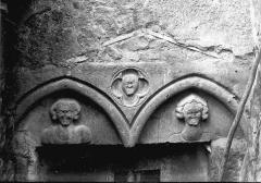 Eglise Notre-Dame - Détail de sculpture